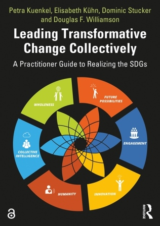 Cover of the Leading Transformative Change Collectively book